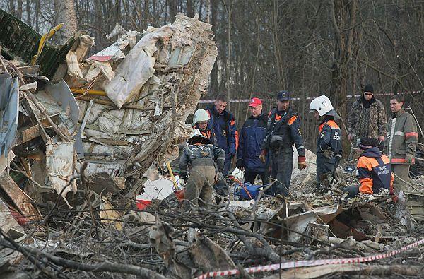 Śledztwo ws. fałszowania przez Rosjan dokumentacji medycznej ofiar katastrofy smoleńskiej