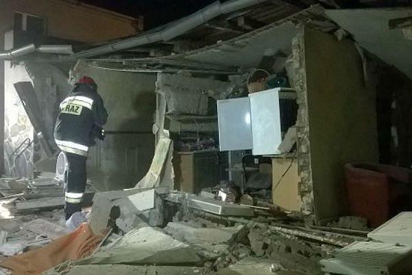Wybuch w świetlicy w Poznaniu. Zawaliła się ściana