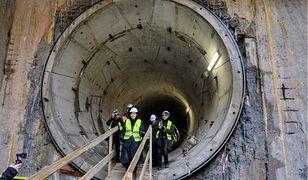 Prezydent stolicy na budowie drugiej linii metra