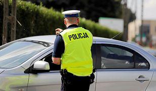 Patrol stołecznej drogówki zatrzymał wyjątkowo roztrzęsionego kierowcę