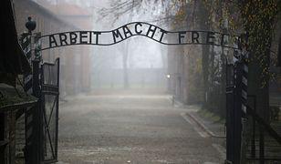 Herman Shine uciekł z podobozu Auschwitz dzięki pomocy Józefa Wrony