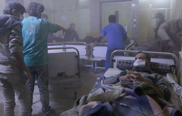 Zbombardowano rosyjski wojskowy szpital polowy w Aleppo. Zginęła pielęgniarka, dwóch sanitariuszy rannych