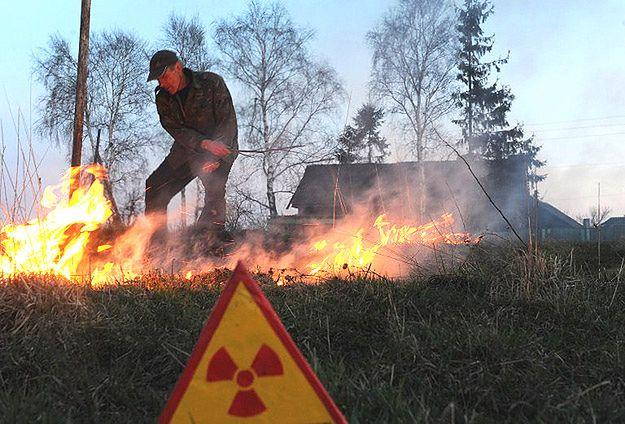 Rząd Ukrainy wysyła Gwardię Narodową do Czarnobyla