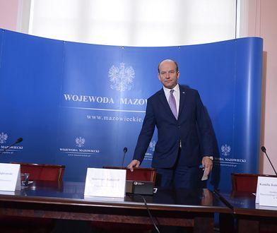 Wydzielenie Warszawy? Nowy wojewoda o planach PiS