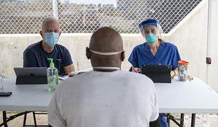 Koronawirus. USA. Ponad 2 tys. zgonów na COVID-19