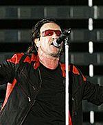 Bono wśród Piratów z Karaibów