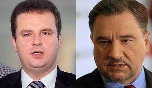 Jacek Wilk i Piotr Duda pokłócili się na Twitterze