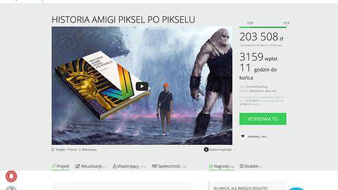 Historia Amigi Piksel po Pikselu. Zebrano ponad 200 tys. zł!