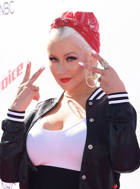 Christina Aguilera planuje duet z hologramem Whitney Houston