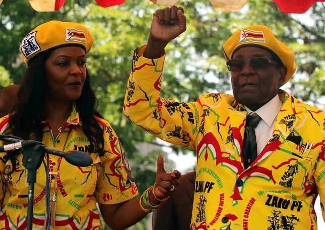 Partia ZANU-PF zdecydowała o usunięciu z funkcji przewodniczącego Roberta Mugabe.