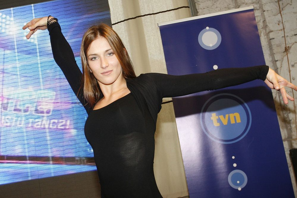 """Anna Bosak zaistniała w programie """"You Can Dance"""" w 2007 r."""