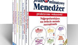 Pakiet AUDIO Jednominutowy Menedżer-praktyczne wskazówki. Najpopularnisza na świecie metoda zarządzania