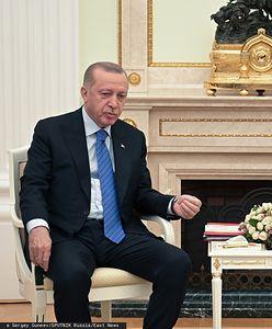 """Rosja upokorzyła Erdogana. """"Niesłychane, że to zrobiono"""""""