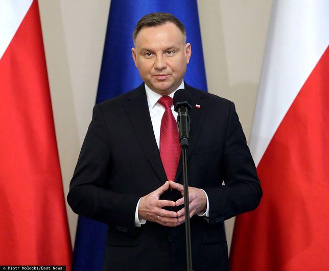 Według sondaży Andrzej Duda jest faworytem wyborów prezydenckich