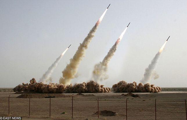 Iran grozi konfliktem na dużą skalę