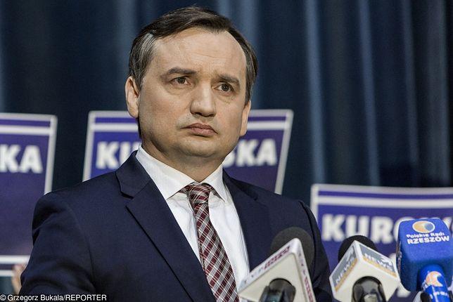 Zbigniew Ziobro (minister sprawiedliwości i prokurator generalny)