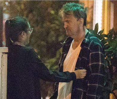"""Tak, to Matthew Perry, dawna gwiazda """"Przyjaciół"""""""