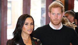 Książę Harry i Meghan Markle poczynają sobie coraz śmielej