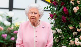 Królowa Elżbieta była w Pałacu Buckingham w czasie włamania