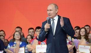 FSB: zatrzymani chcieli uderzyć w Putina