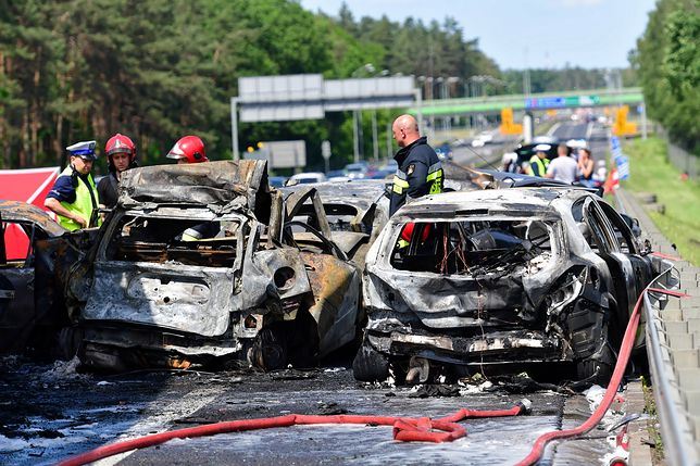 Tragedia pod Szczecinem. Dwa wypadki w jednym miejscu