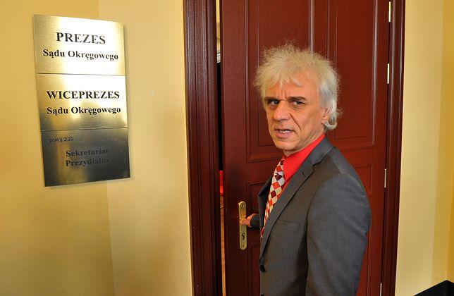Sędzia Maciej Strączyński skazał Arkadiusza Kraskę na dożywocie
