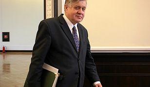 Minister rolnictwa Krzysztof Jurgiel