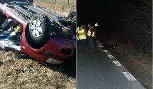 Dwa tragiczne wypadki. Policjanci proszą o pomoc