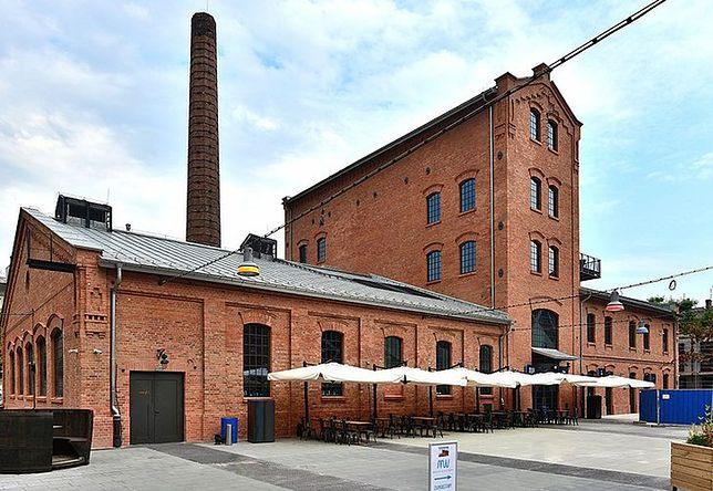 Budynek dawnej rektyfikacji w Centrum Praskim Koneser