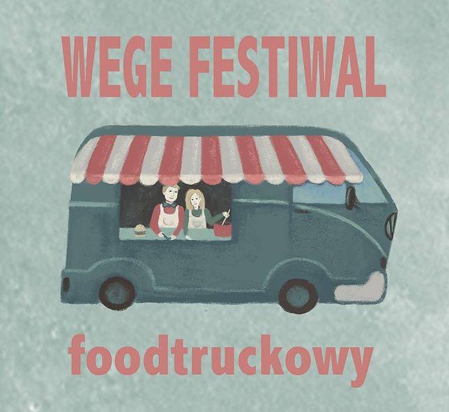 13 września Wege Festiwal Foodtruckowy