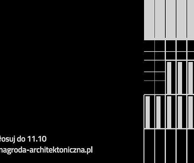 Warszawa. To już ostatnie dni głosowania na najlepszy stołeczny budynek, miejsce lub wydarzenie