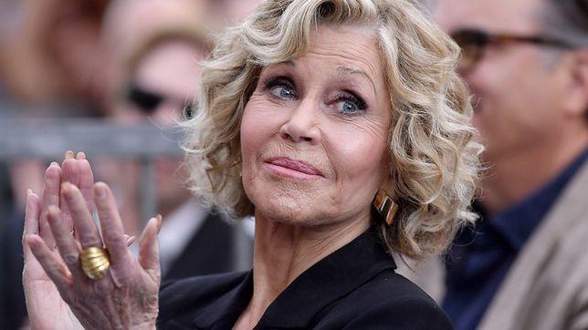 Jane Fonda angażuje się w działalność społeczną i polityczną