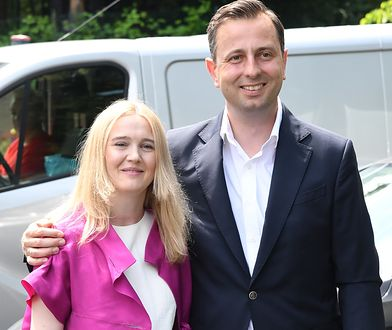 Paulina Kosiniak-Kamysz i Władysław Kosiniak-Kamysz zostali po raz drugi rodzicami