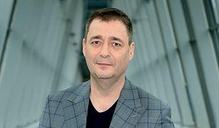 Jacek Rozenek jest w szpitalu