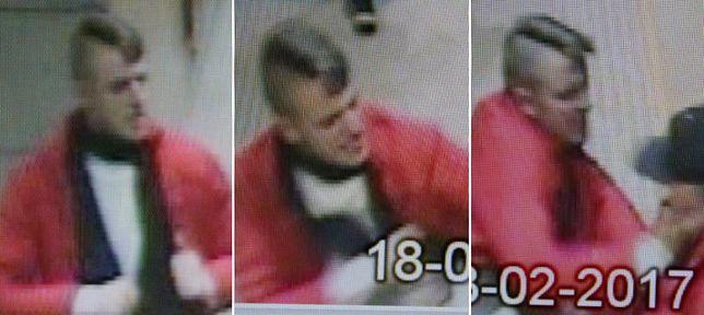 Pobił mężczyznę na stacji metra. Policja prosi o pomoc w odnalezieniu sprawcy