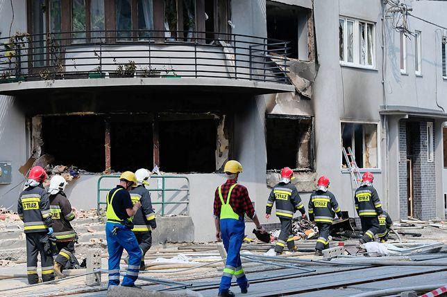 Bytom. Wybuch kamienicy, w którym zginęły 3 osoby