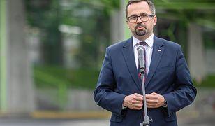 Marcin Horała o słowach Przemysława Czarnka: To wypowiedź niefortunna i takie słowa lepiej, żeby nie padały