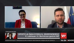 Koronawirus w Polsce. Łukasz Szumowski do dymisji? Kamil Bortniczuk: Jest symbolem walki z epidemią