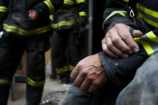 Przyczyny pożaru nie są póki co znane