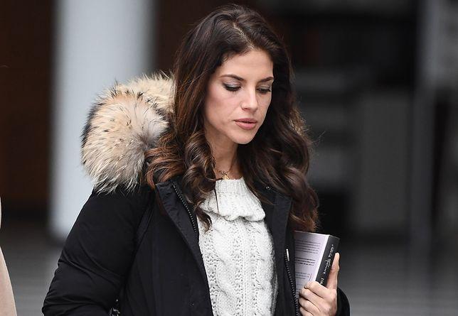 Weronika Rosati stanie przed sądem