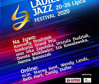 Ladies' Jazz Festival Gdynia 2020 odbędzie się! W dniach 20-26 lipca 2020  Gdynia nie oddaje miana stolicy kobiecego jazzu. Na żywo i online będziemy cieszyć się muzyką na najwyższym poziomie
