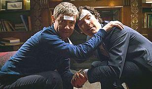 "Kadr z serialu ""Sherlock"", BBC"