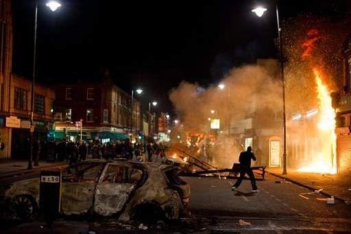 Brytyjska policja nie chce pomocy z USA