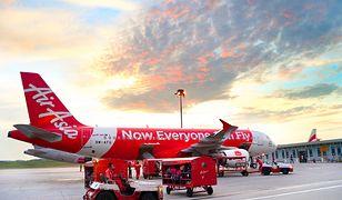 Linie lotnicze przepraszają za kampanię. Miała promować przemysł erotyczny w Tajlandii