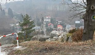 Gmina wyremontowała Szwajcarię Lwówecką. Internauci zarzucają oszpecenie parku krajobrazowego