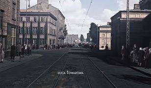 """""""Warszawa 1935 Wola"""" - powstał niesamowity film o przedwojennej Warszawie [WIDEO]"""
