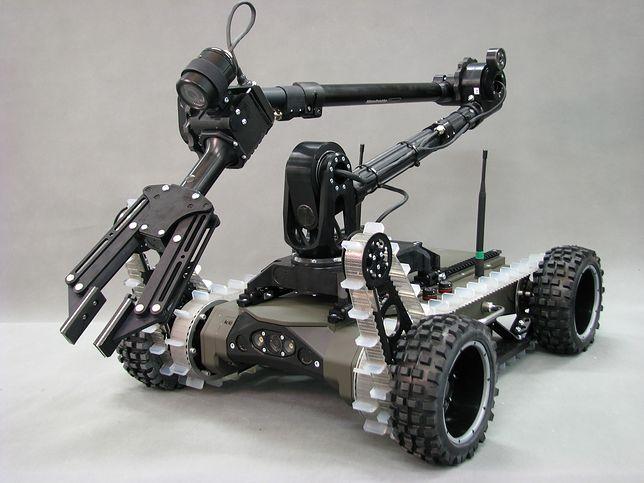 W Polsce powstają światowej klasy roboty do zadań specjalnych