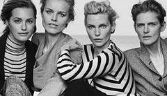 Ikony modelingu lat 90. w kampanii Giorgio Armani