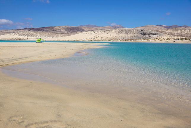"""Fuerteventura, czyli """"stary, nie ogarniam tej kuwety"""". Kawałek Karaibów w Europie"""