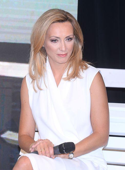 Anna Kalczyńska zmieniła fryzurę. Odmłodziła się o kilka lat!